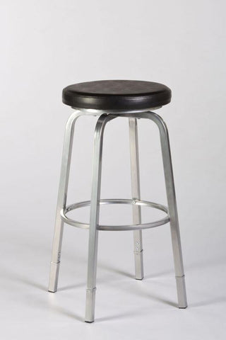 "Hillsdale Furniture 5163-830 26""-30"" Neeman Backless Counter/Bar Stool with Nested Leg - HillsdaleSuperStore - 1"