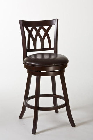 "Hillsdale Furniture 5208-830 Tateswood 31"" Swivel Bar Stool - HillsdaleSuperStore"