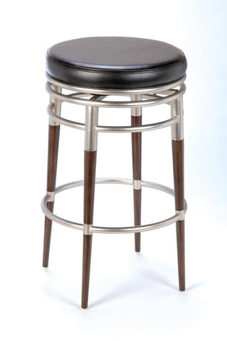 "Hillsdale Salem 26"" Backless Swivel Counter Stool 4688-827 - HillsdaleSuperStore"