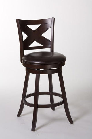 "Hillsdale Furniture 5209-826 Ashbrook 26"" Swivel Counter Stool - HillsdaleSuperStore"