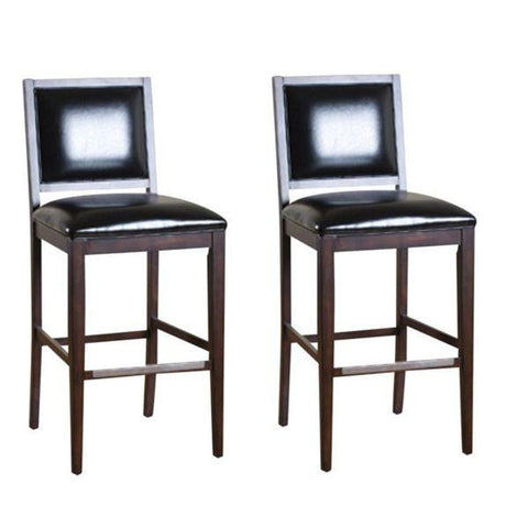 Awesome American Heritage Bryant Counter Stool 24H Set Of 2 124766Es L15 Camellatalisay Diy Chair Ideas Camellatalisaycom