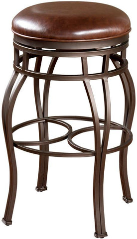 American Heritage Billiards 126715PP-L32.2 Traditional Counter Stool - BarstoolDirect.com