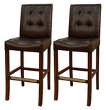 American Heritage Hancock Counter Stool 26H - Set of 2 126812SD-L40 - BarstoolDirect.com - 1