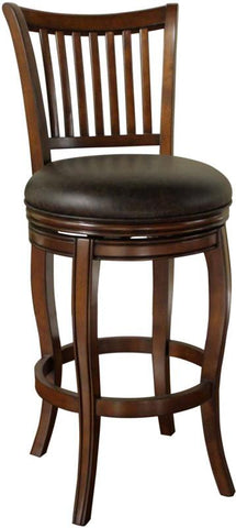 American Heritage Billiards 126902SD Transitional Counter Stool - BarstoolDirect.com