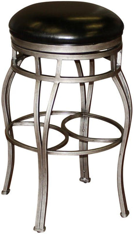 American Heritage Billiards 130715CB-L50 Traditional Bar Stool - BarstoolDirect.com