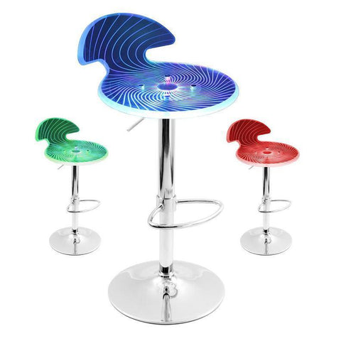 LumiSource Spyra Barstool BS-SPYRA - BarstoolDirect.com