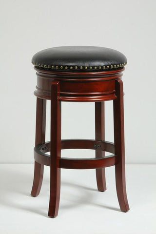 "Boraam 43929 29"" Hamilton Swivel Stool - Peazz Furniture"