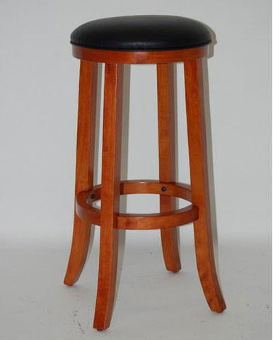 "Boraam 29"" Juno Stool - Es Cherry 92029 - Peazz Furniture"