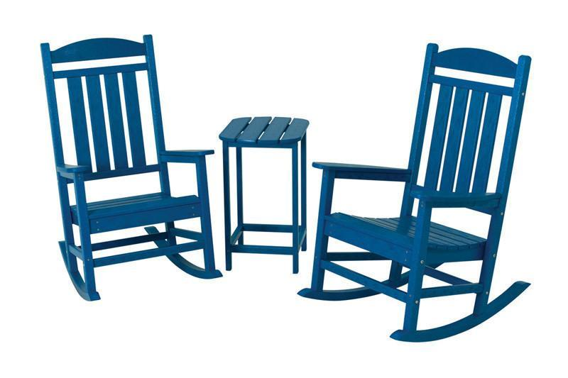 Rocker Set Pacific Blue Presidential 1990 Product Photo