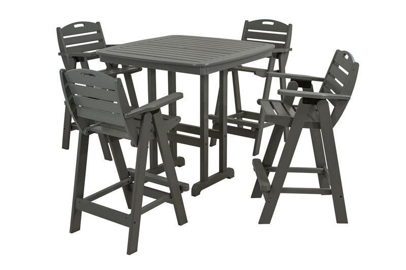 Bar Set Slate Grey Nautical 2534 Product Photo