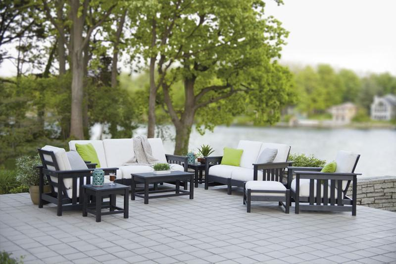 Deep Seating Group Black Birds Eye 429 Product Photo