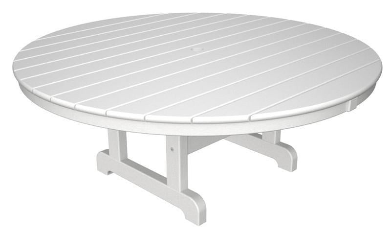 Conversation Table White Round 3472 Product Photo