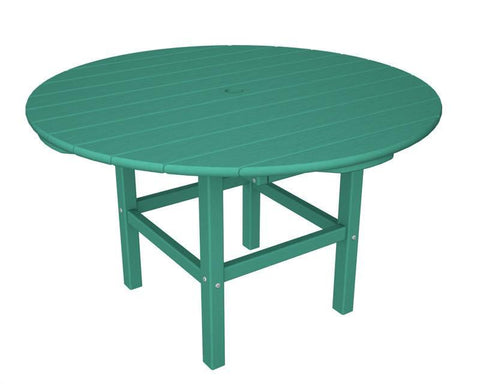 "Polywood RKT38AR 38"" Kids Dining Table in Aruba - PolyFurnitureStore"