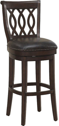 American Heritage Billiards 126128 Prado Counter Height Stool - BarstoolDirect.com