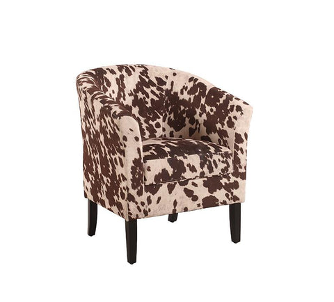 Linon 36077UM-01-AS-U Simon Chair Udder Madness - BarstoolDirect.com