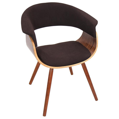 LumiSource CHR-JY-VMO WL+E Vintage Mod Chair - Peazz.com