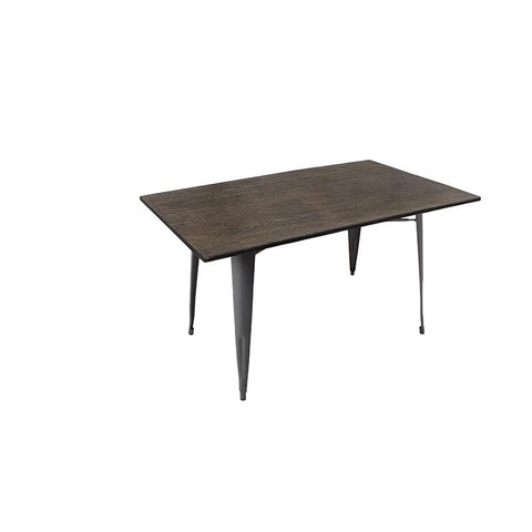 LumiSource DT-TW-OR6036 E Oregon Dining Table - Peazz.com