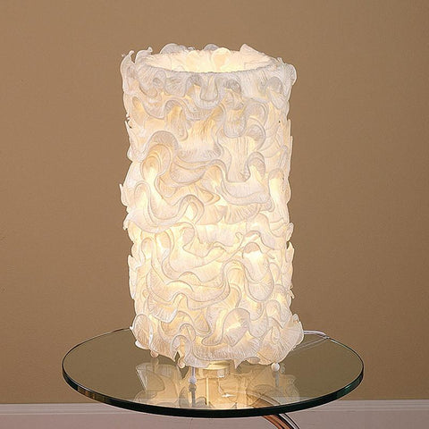 LumiSource LS-LACE TABLE Lace Table Lamp - Peazz.com