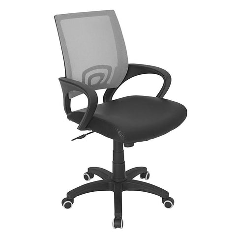 LumiSource OFC-OFFCR SV Officer Office Chair - Peazz.com
