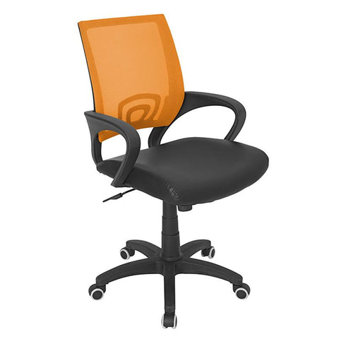 LumiSource OFC-OFFCR TNG Officer Office Chair - Peazz.com