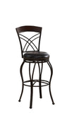 American Heritage Billiard 126144 Caprice Counter Height Stool - BarstoolDirect.com - 3