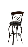 American Heritage Billiard 126144 Caprice Counter Height Stool - BarstoolDirect.com - 4