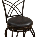 American Heritage Billiard 126144 Caprice Counter Height Stool - BarstoolDirect.com - 5