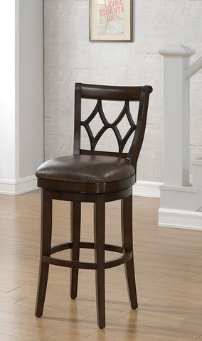 American Heritage Billiard 126149 Coventry Counter Height Stool - BarstoolDirect.com - 1