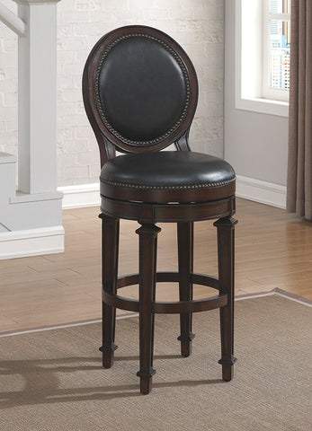 American Heritage Billiard 130160 Barrett Bar Height Stool - BarstoolDirect.com - 1