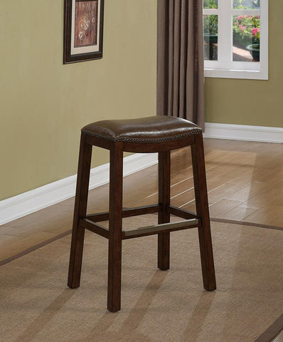 American Heritage Billiard 130161 Austin Bar Height Stool - BarstoolDirect.com - 1