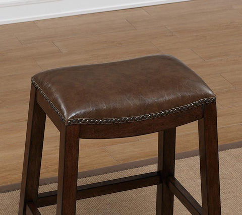 American Heritage Billiard 130161 Austin Bar Height Stool - BarstoolDirect.com - 2
