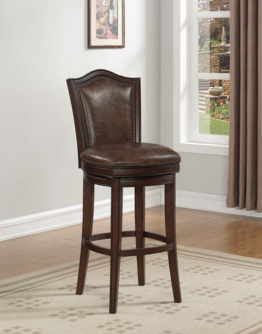 American Heritage Billiard 126165 Jordan Counter Height Stool - BarstoolDirect.com - 1