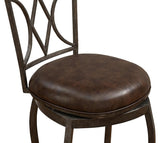 American Heritage Billiard 130148 Infinity Bar Height Stool - BarstoolDirect.com - 6