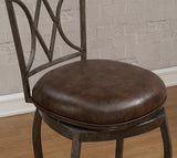 American Heritage Billiard 130148 Infinity Bar Height Stool - BarstoolDirect.com - 3