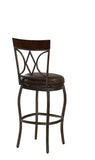 American Heritage Billiard 130148 Infinity Bar Height Stool - BarstoolDirect.com - 5