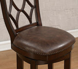 American Heritage Billiard 130149 Coventry Bar Height Stool - BarstoolDirect.com - 3