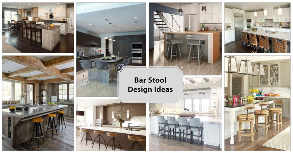 Bar Stool Design Ideas