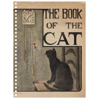 The Notebook Of The Cat | Meow Cat Imports