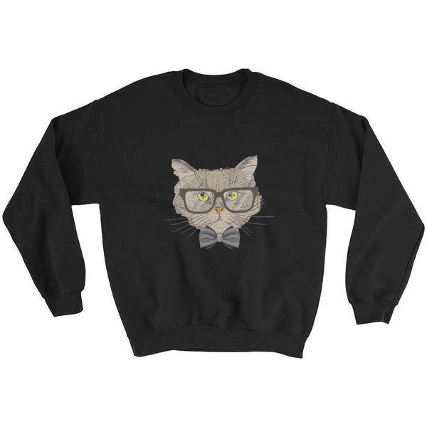 Meow Cat Imports Sweatshirt (without full logo)-Meow Cat Imports