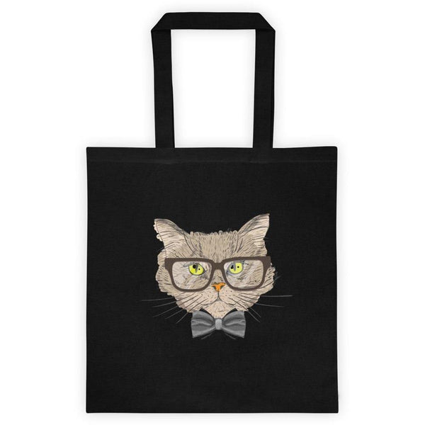 Meow Cat Imports Tote Bag (without full logo)-Meow Cat Imports