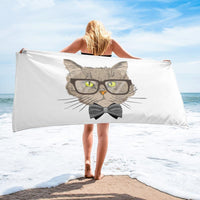 Meow Cat Imports Towel-Meow Cat Imports