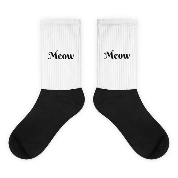Meow Socks | Meow Cat Imports