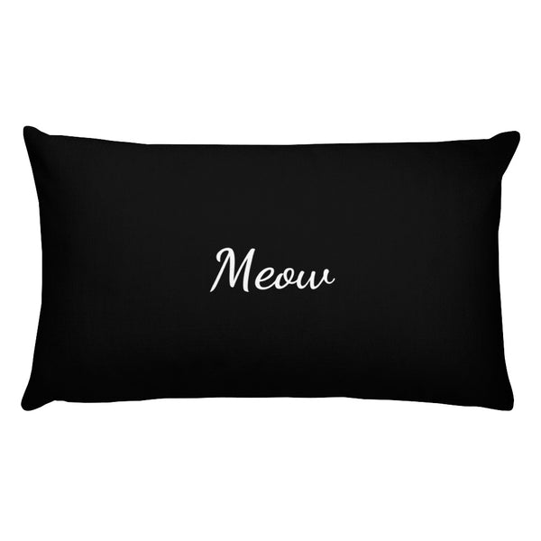 Meow Pillow | Meow Cat Imports