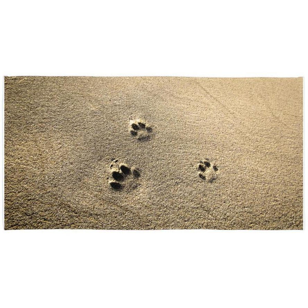 Paw Print Towel-Meow Cat Imports
