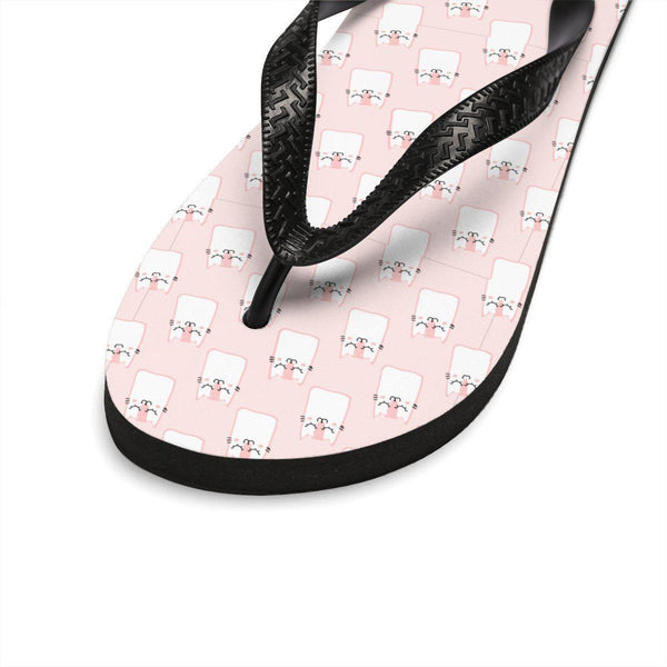 0e2a85903294 ... Pink Cute Cat Flip Flops-Meow Cat Imports ...