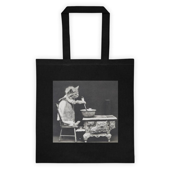 Tote bag-Meow Cat Imports