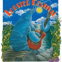 Official 2011 Maine Lobster Festival Poster