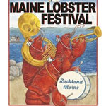 Official 2014 Maine Lobster Festival Poster