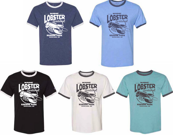 Official Maine Lobster Festival Champion T-Shirt