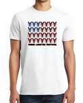 "Official Pop ""Lobster"" Pixel Flag T-Shirt"